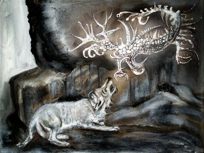 Wolf Vs. Daemon