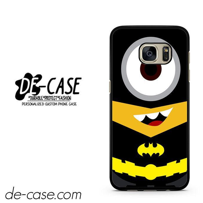 Minion Batman DEAL-7301 Samsung Phonecase Cover For Samsung Galaxy S7 / S7 Edge