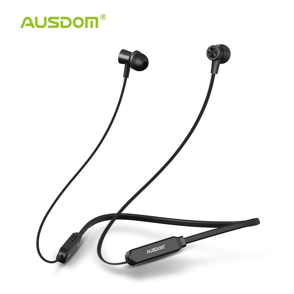 Ausdom S5 Sport Wireless Bluetooth Earphone Headset High Quality Bluetooth Earbuds With Mic M Bluetooth Earphones Bluetooth Wireless Earphones Bluetooth Device