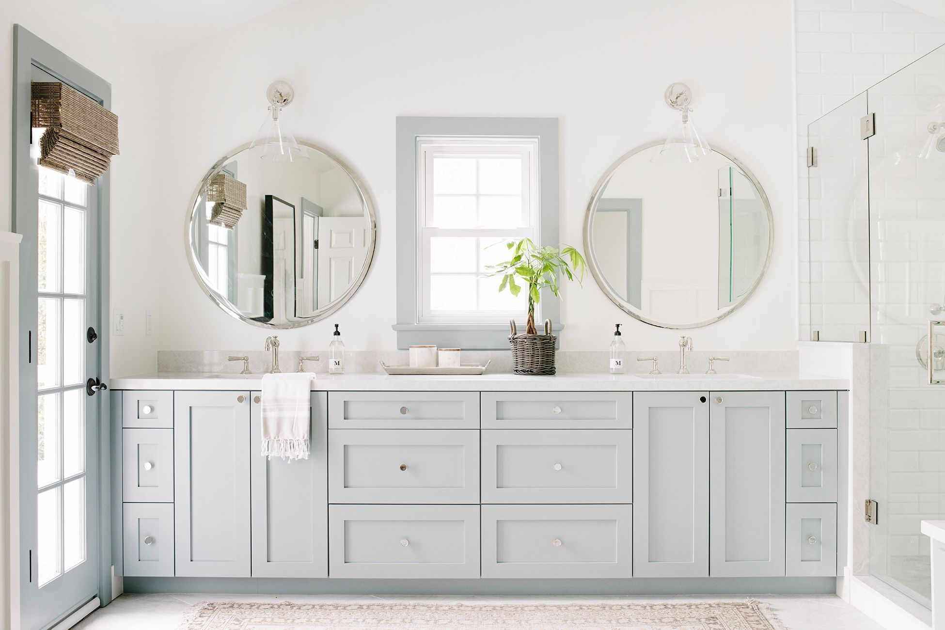 These Are The Most Popular Bathroom Paint Colors For 2020 In 2020 Bathroom Paint Colors Popular Bathroom Colors Painting Bathroom