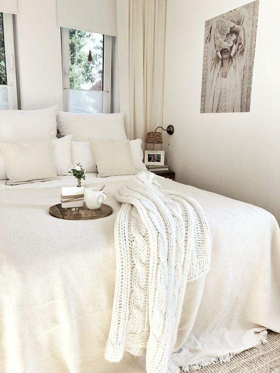 #bedroom #interior#scandiliving#scandihome#myhome#solebich