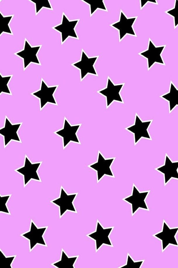 Black stars on lilac starry eyed surprise pinterest black star black stars on lilac thecheapjerseys Choice Image