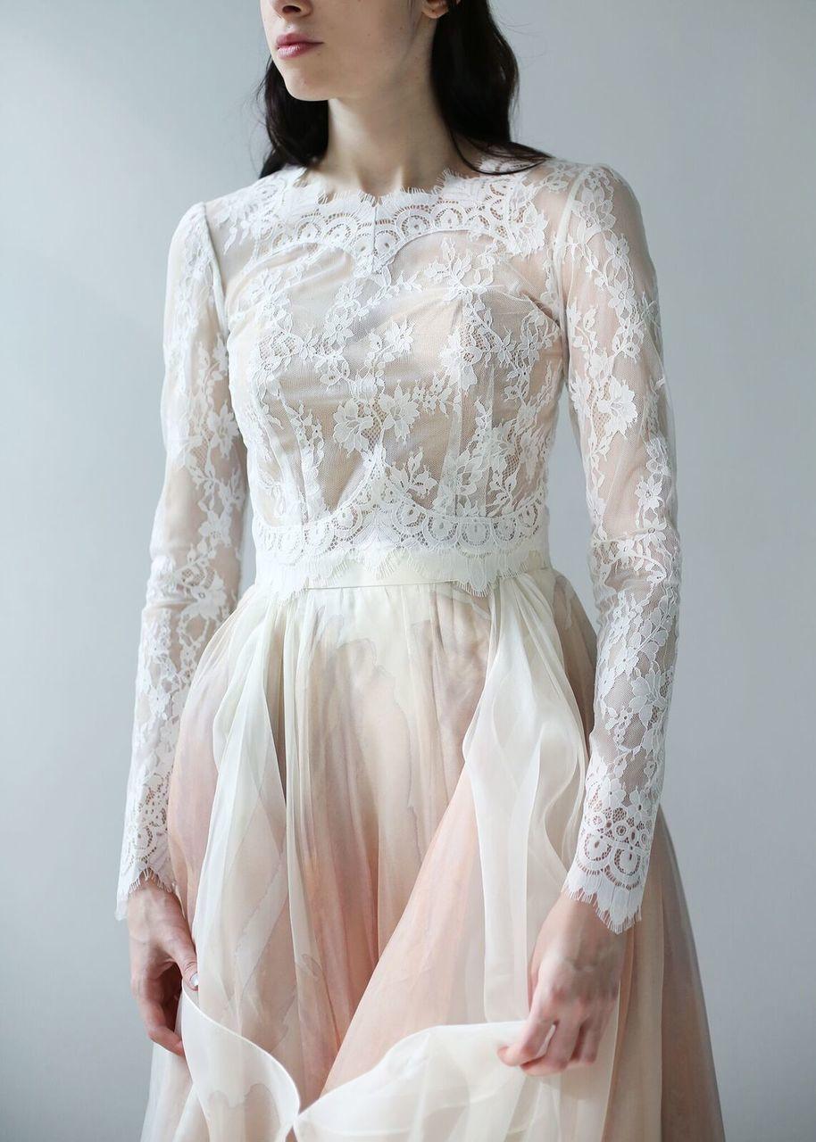 Wynona top leanne marshall wedding dress and weddings