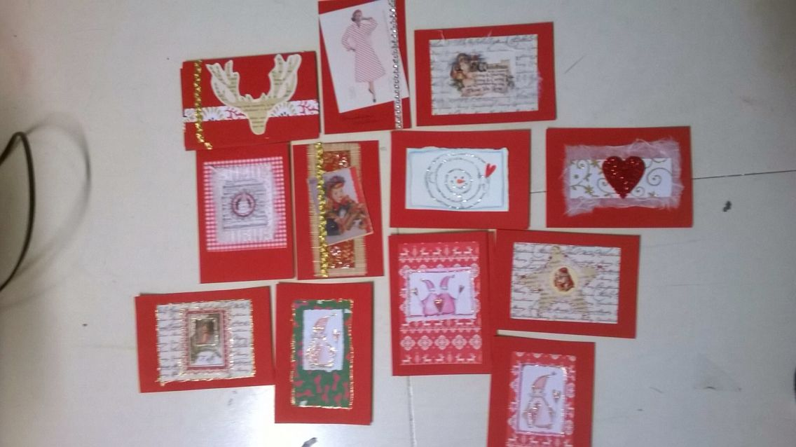 Joulukortit 2014