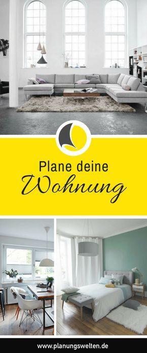Wohnungsplaner kostenlos online nutzen planungswelten.de