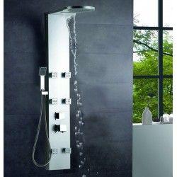 Colonna doccia con effetto cascata e shop kamalubagno prodotti kamalu bagno pinterest - Colonna bagno economica ...