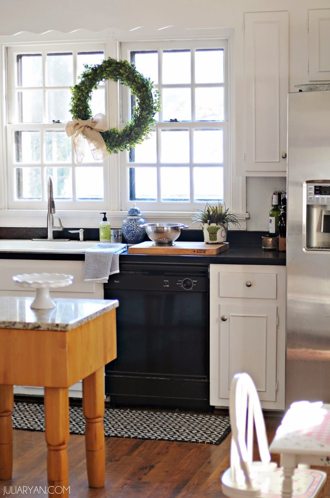 Küchenschränke aus paletten pawleys island posh  kitchen  küche  pinterest