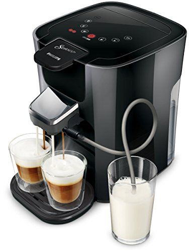 Philips Senseo Hd7855 50 Latte Duo Kaffepadmaschin Coffee Espresso Machine Coffee Maker