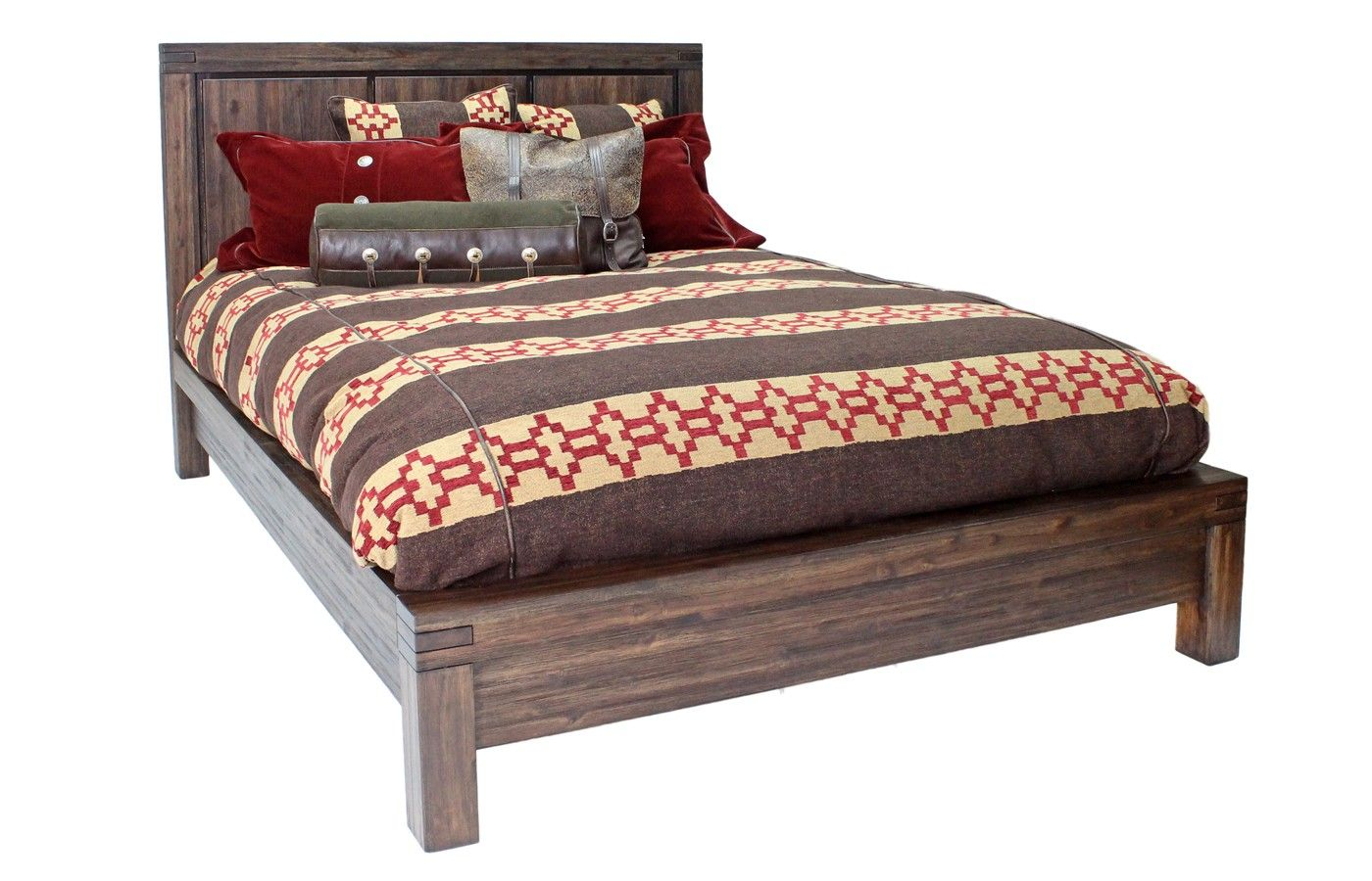 Mor Furniture for Less Meadow Cal King Platform Bed