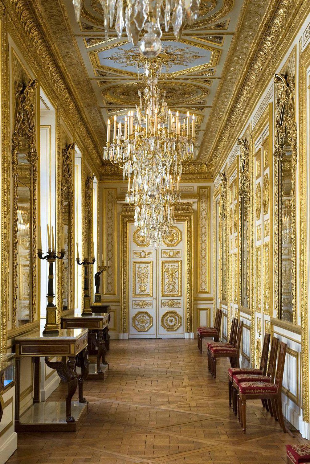 h tel de la marine galerie dor e place de la concorde paris manors mansions houses. Black Bedroom Furniture Sets. Home Design Ideas