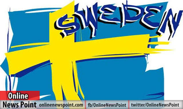 Top 10 Peaceful Countries In The World Sweden Sweden Flag Swedish Flag
