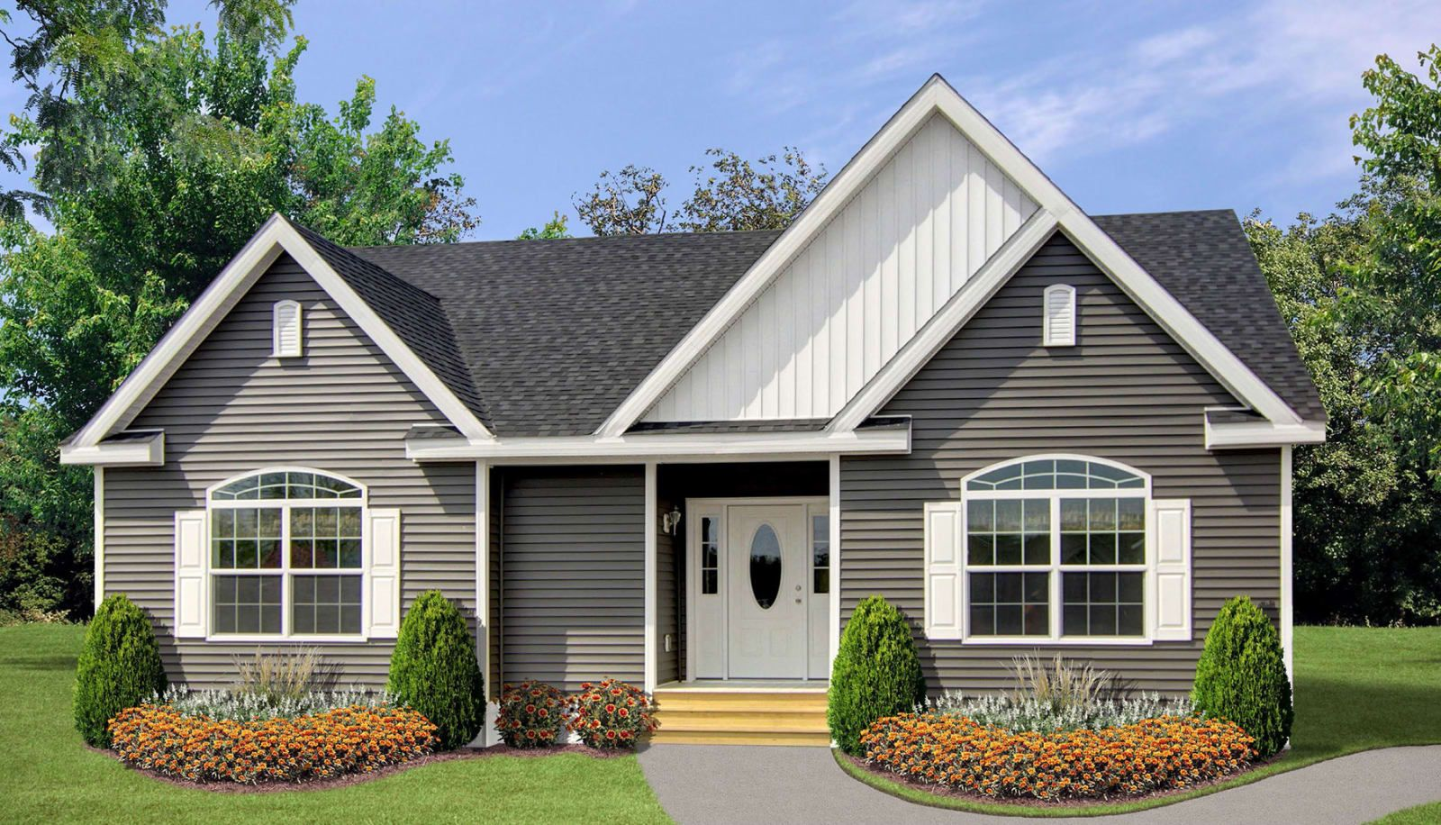 Charleston exterior modular homes image house modular