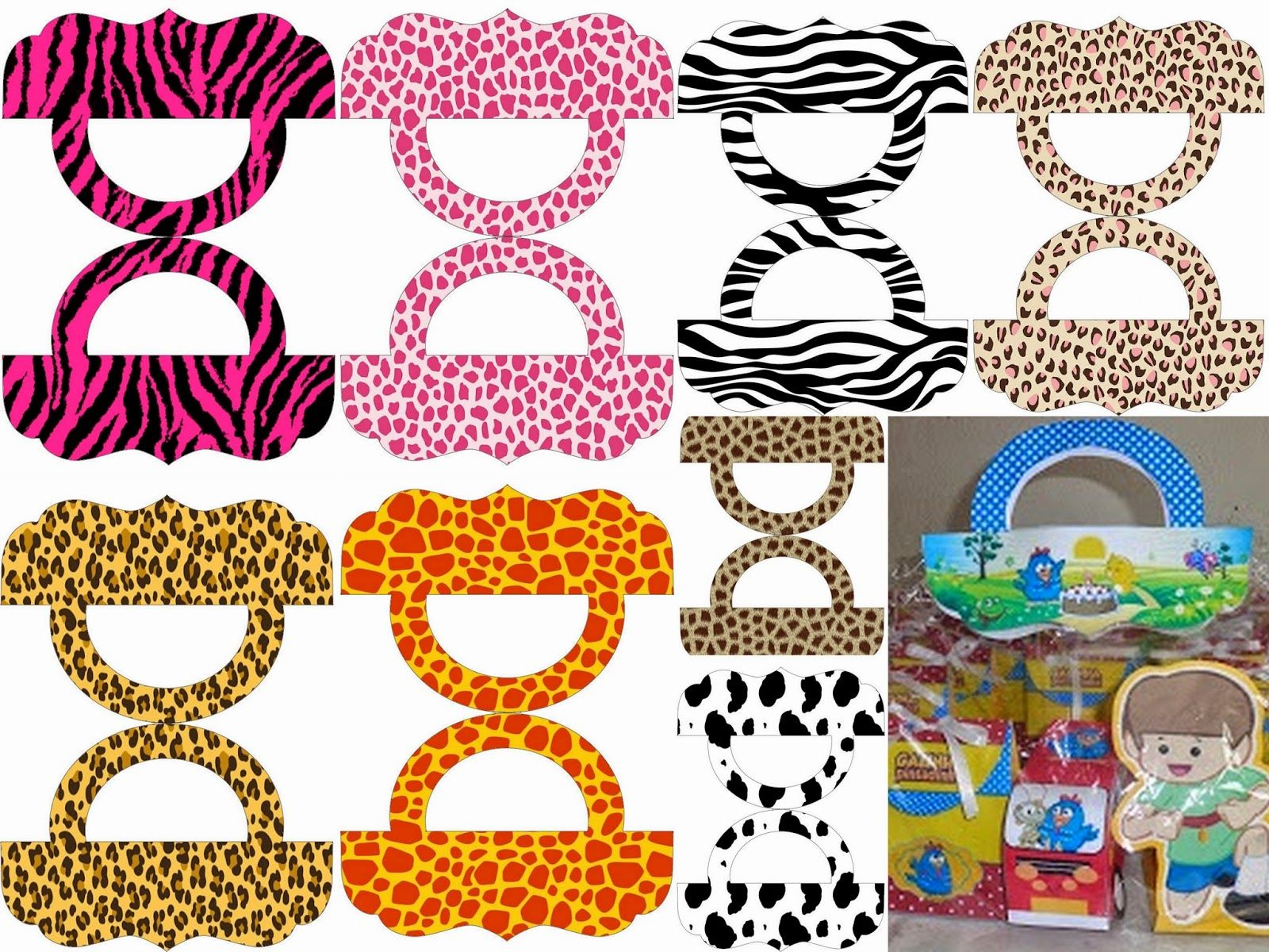 Pieles De Animales Etiquetas Para Bolsas De Golosinas Para Imprimir Gratis Bolsas De Golosinas Etiquetas Personalizadas Para Imprimir Etiquetas Para Imprimir
