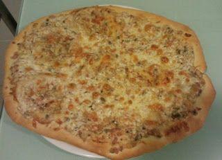 En la cocina con mycook pizza carbonara masas mycook pinterest pizzas - Pizza mycook ...
