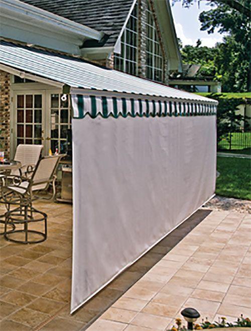 Custom Canopy Screened In Patio Outdoor Awnings Patio Shade