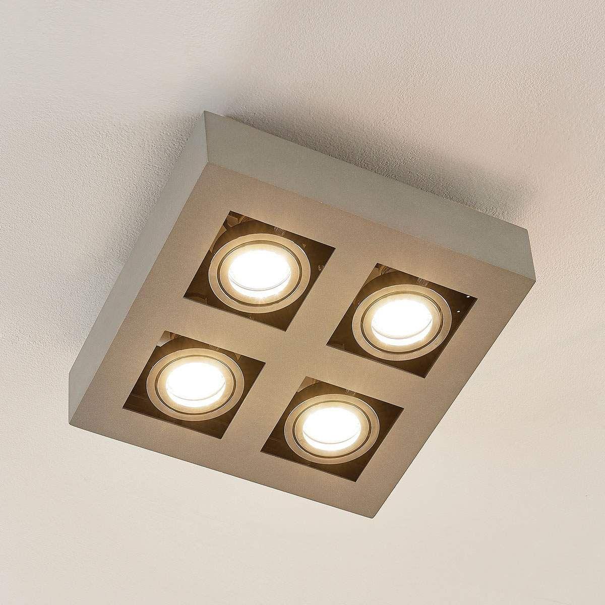 Gu10 Strahler Vince Mit Led Lampen Led Lampe Led