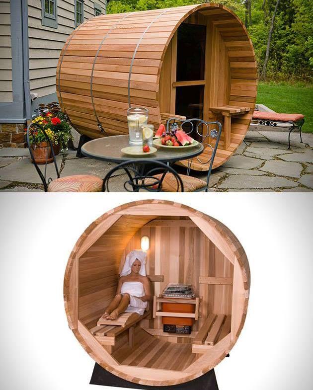 rendime saarele sauna