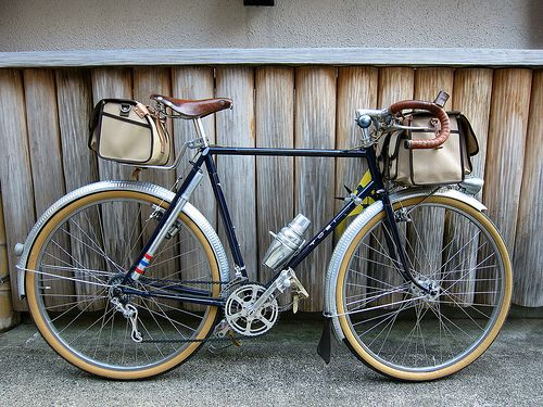 Kyoto S Bike Bicycle Randonneur Bike Touring Bike