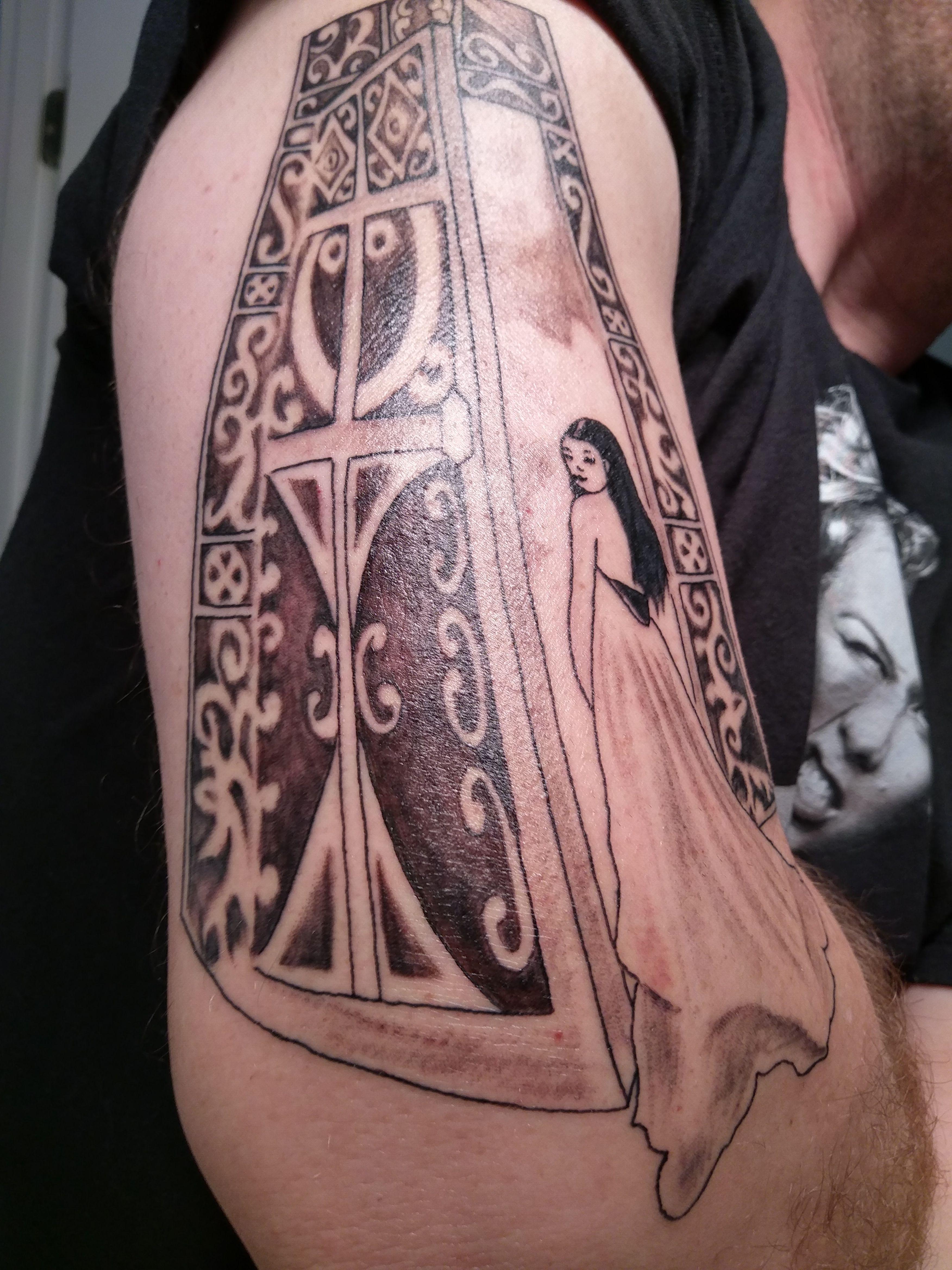 Evanescence the open door tattoo evanescence tattoos