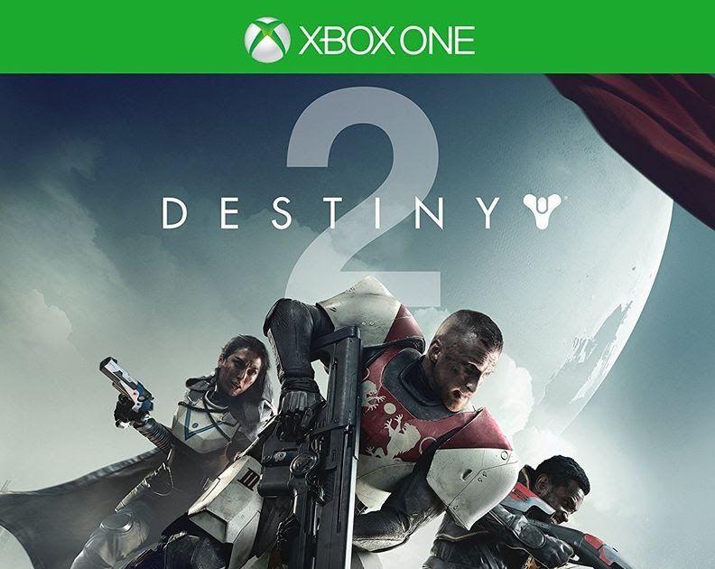 NEW Destiny 2 (Microsoft Xbox One 2017) Video Game