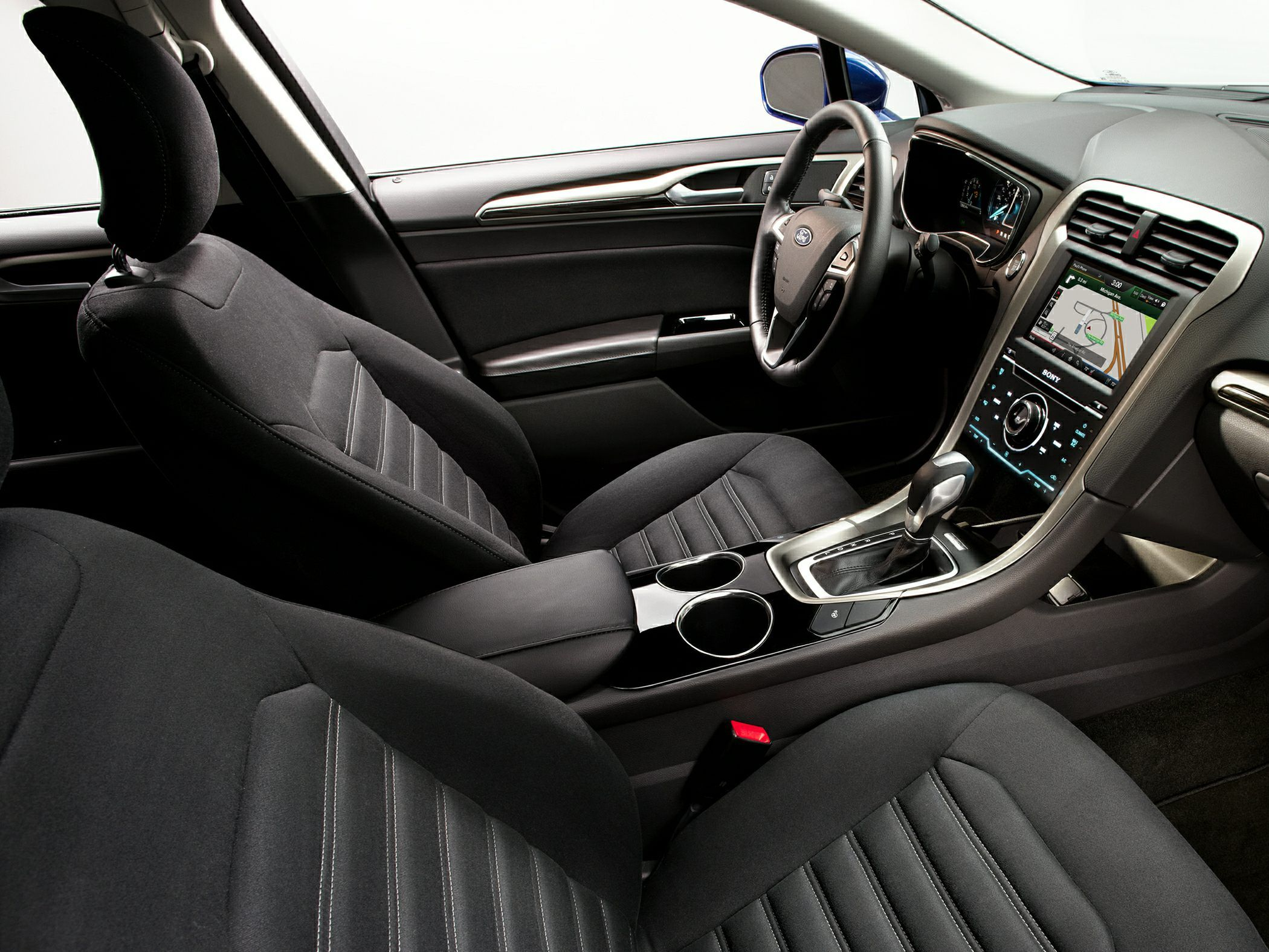2014 Ford Fusion Hybrid Interior Ford Fusion 2013 Ford