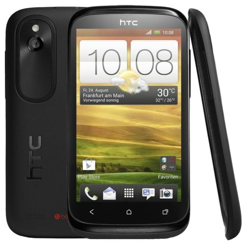 63 20 Refurbished Original Htc Desire X T328e 4gb Mobile Phone Black Htc Htc Desire Mobile Phone Price