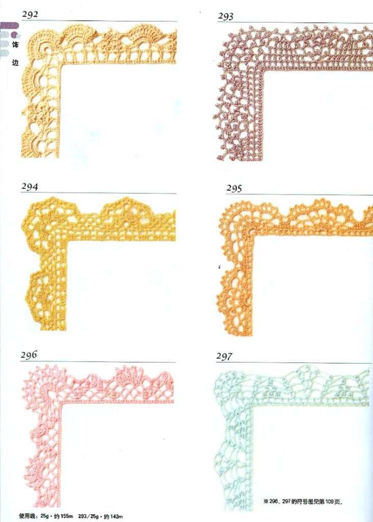 toallas borde de encaje | Crochet | Pinterest | Taschentuch ...
