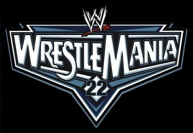 Wrestlemania22 Wrestlemania 22 Wrestlemania Wwf Poster