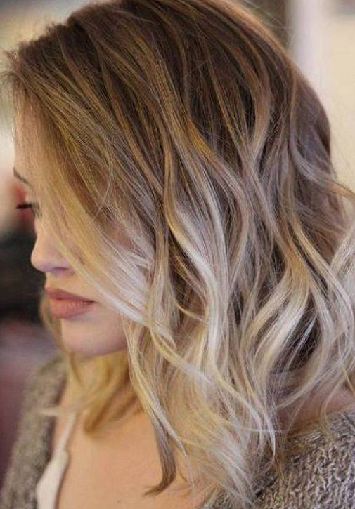 29 Balayage Hair color ideas for winter 2019