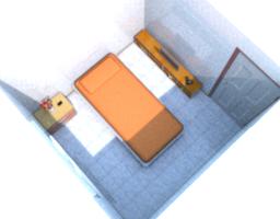 寝室のレイアウト 4畳半のベッド配置 Kagu Net 4畳 寝室 寝室 レイアウト