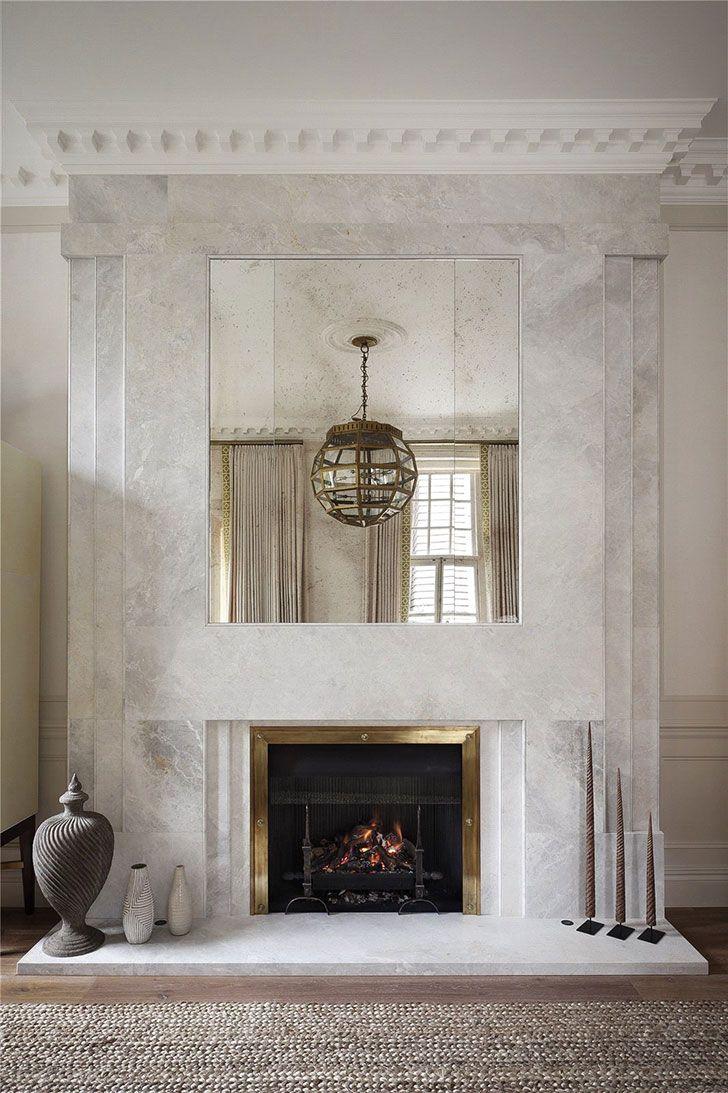 Photo of 〚 Exquisite modern classic apartment overlooking Albert Hall in London 〛 ◾ Photos ◾ Ideas ◾ Design