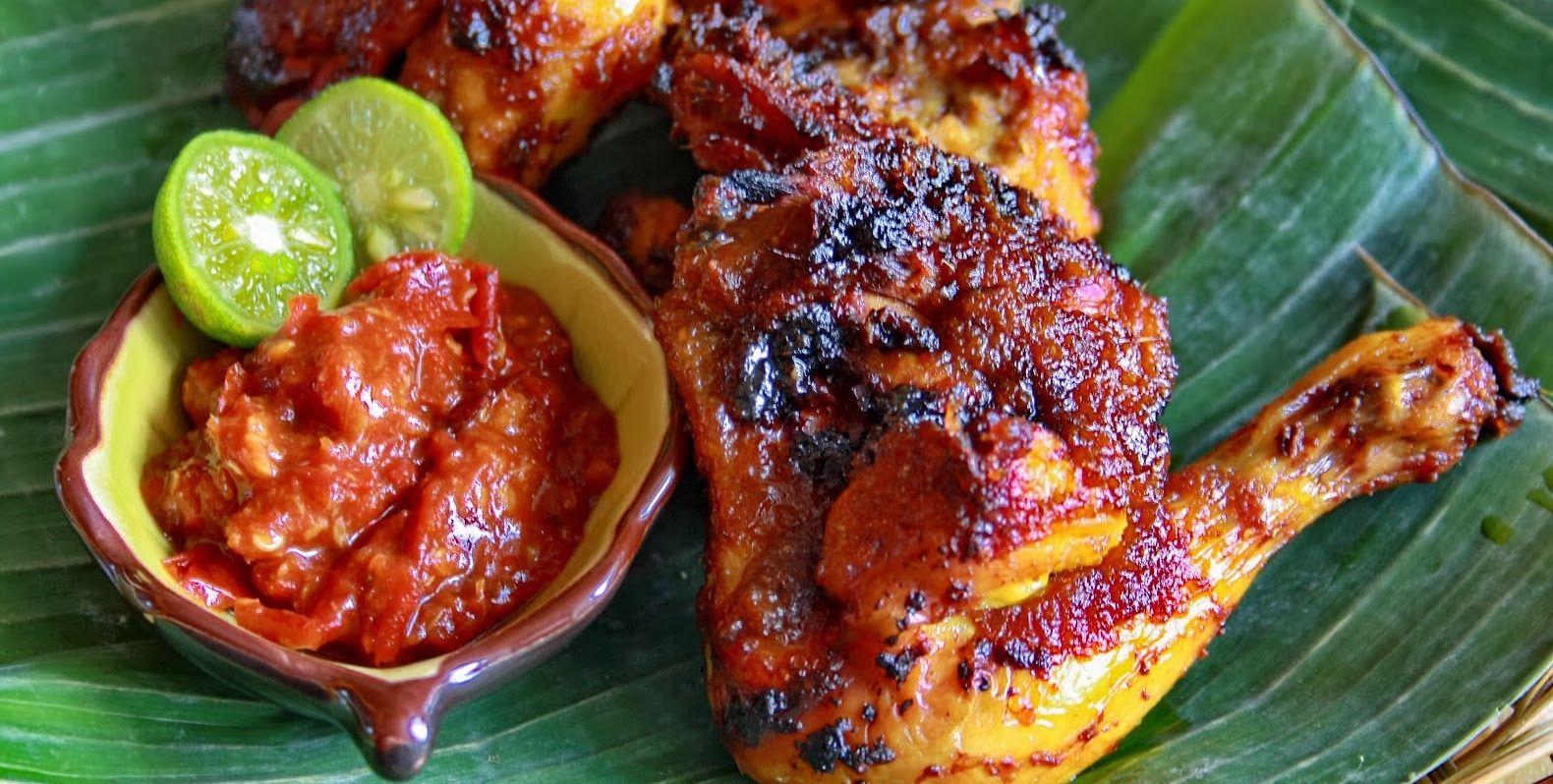 Resep Ayam Bakar Kecap Spesial Untuk Malam Tahun Baru Resep Ayam Resep Masakan Pedas Resep Masakan