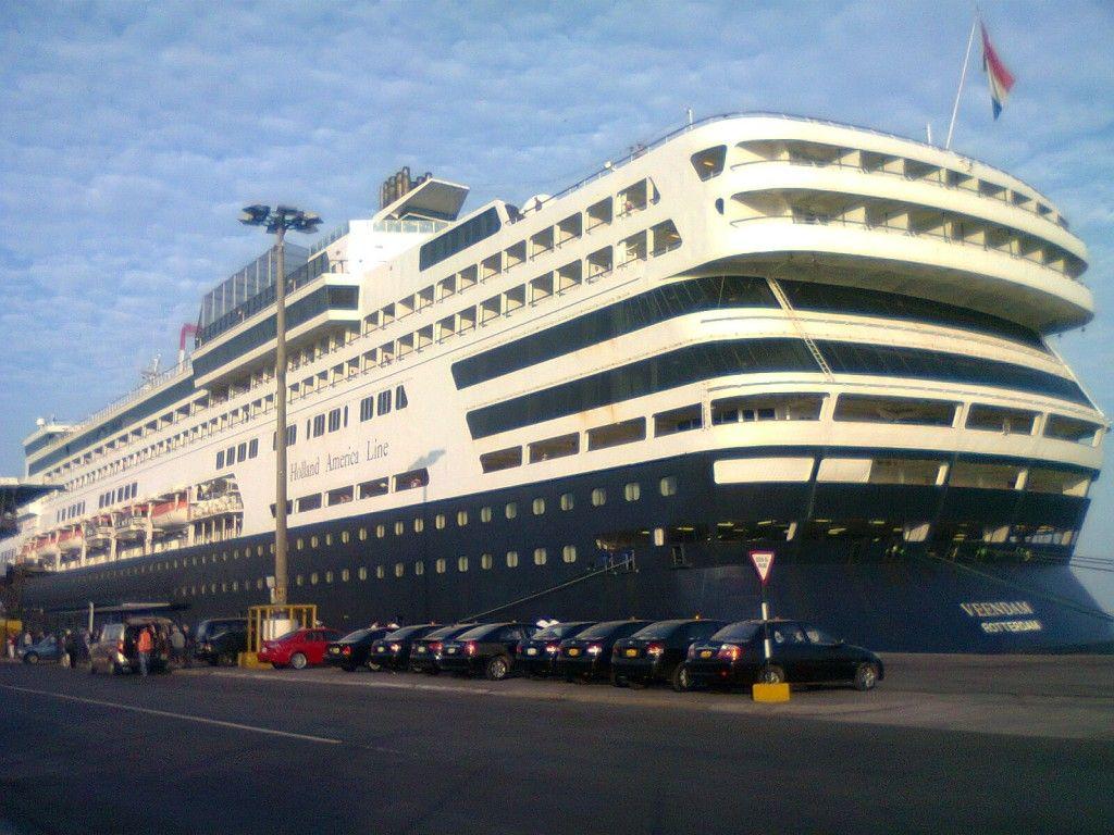 Análisis cualitativo de turistas extranjeros que vienen a Lima en cruceros!