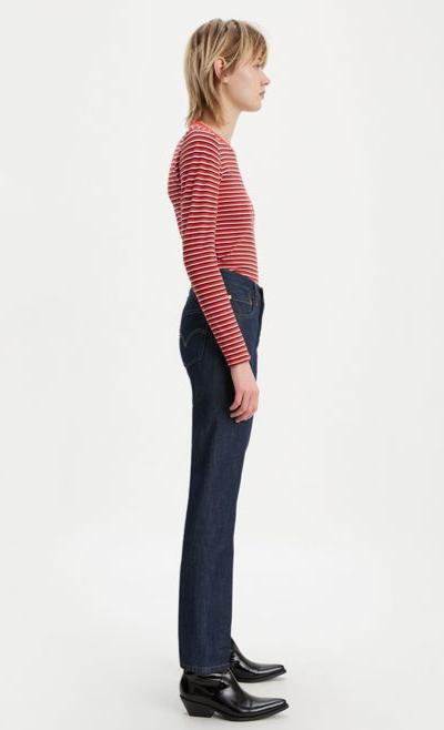501 Original Jeans - Across a Plain - 28