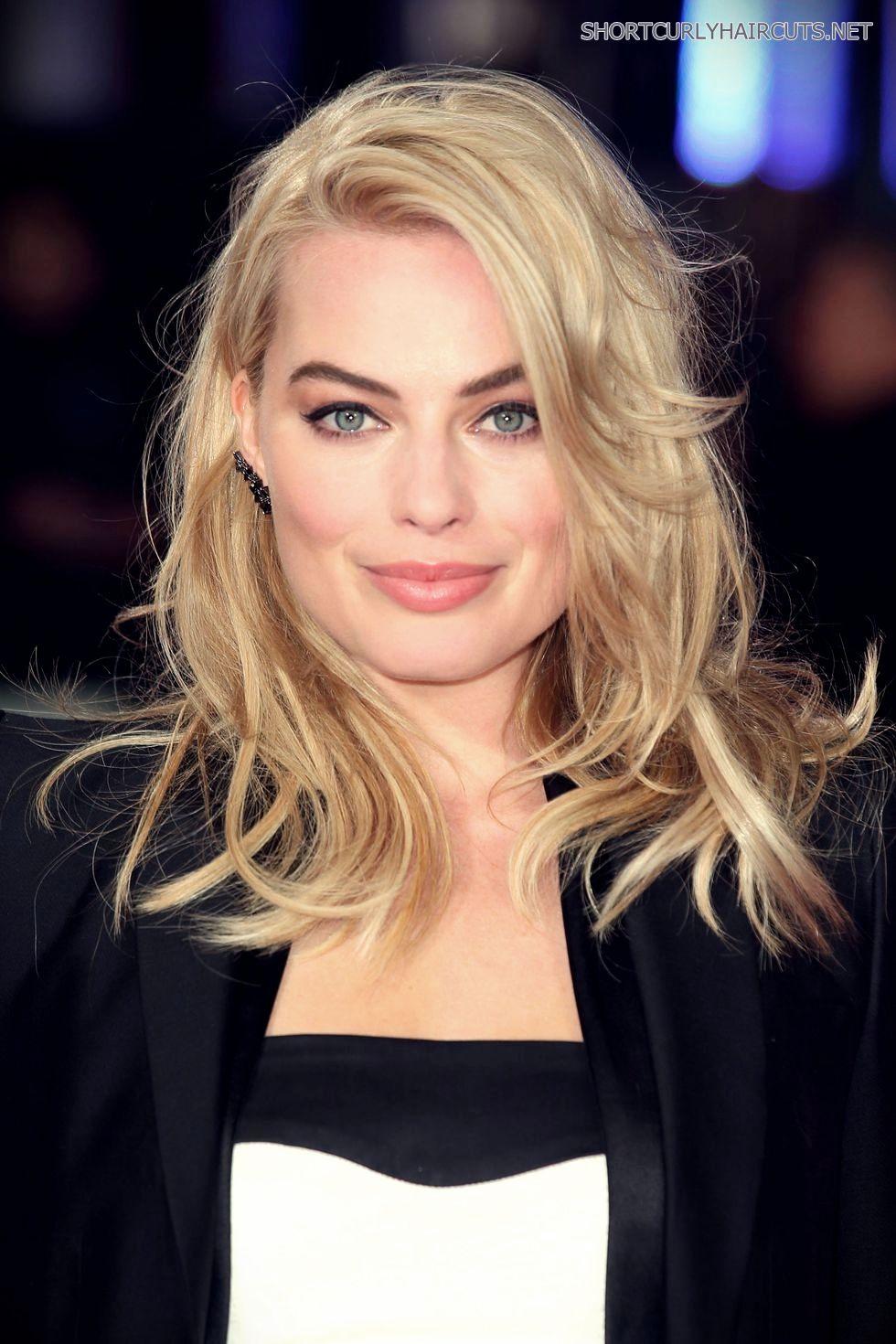 gorgeous haircuts for medium wavy hair best short hairstyles