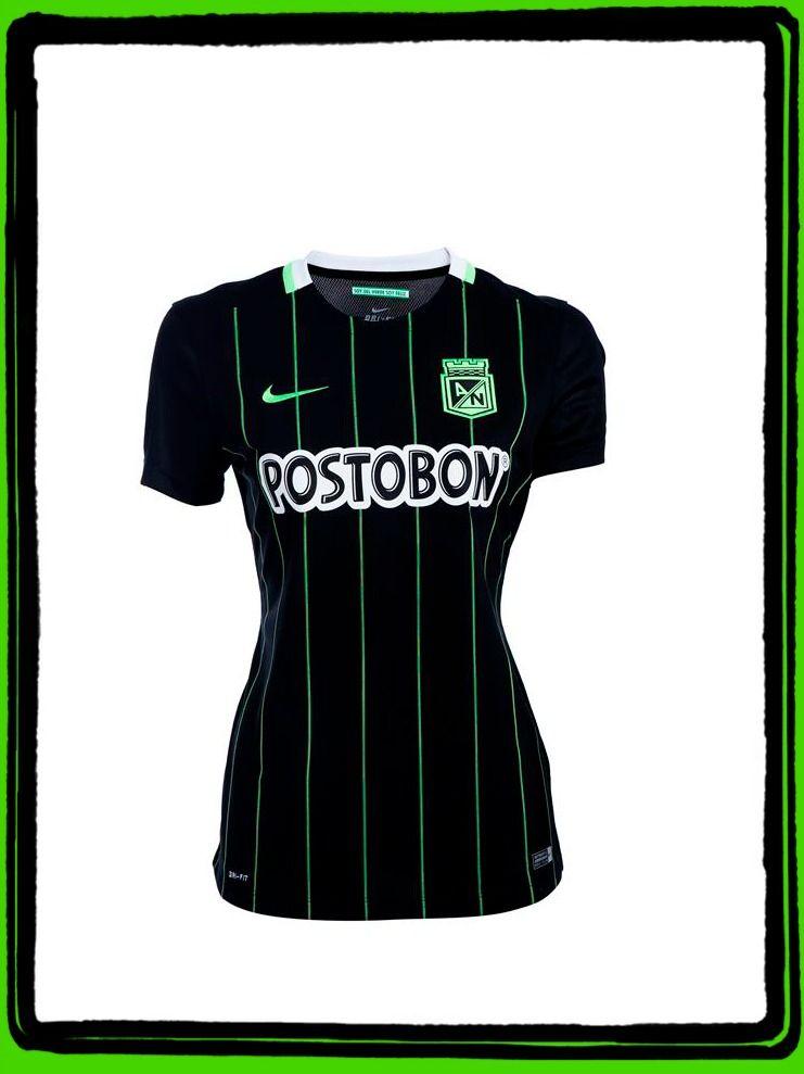 Mc Dama Catálogo 2016 Visitante Nike Nacional Atlético Camiseta 8q4575