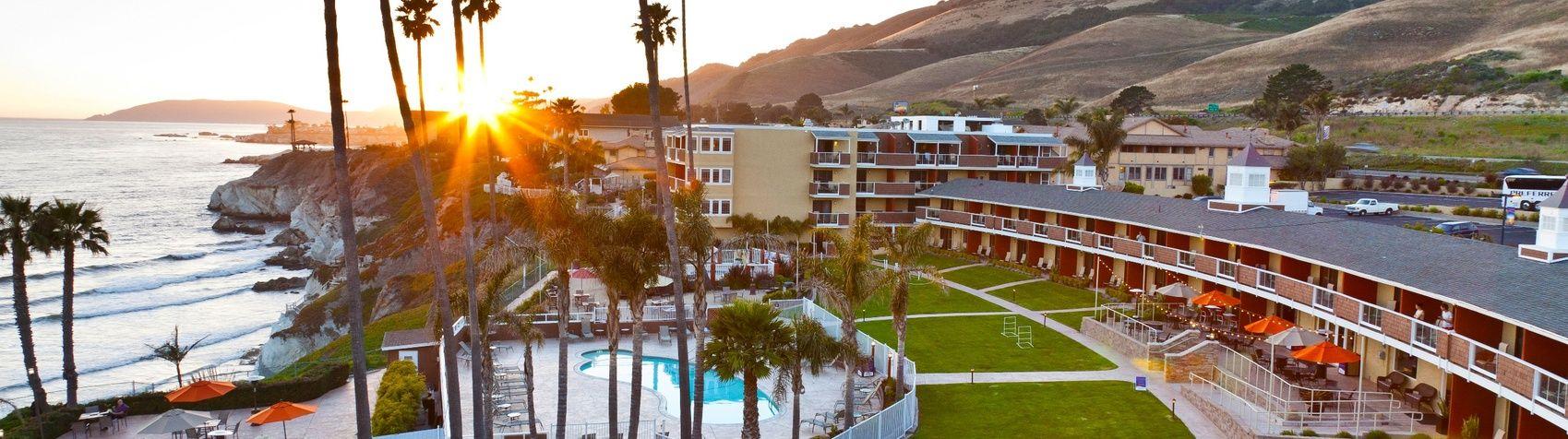 Seacrest Oceanfront Hotel Pismo Beach Ca Pet Friendly