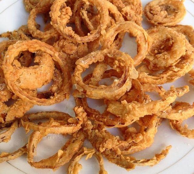 Resep Masakan Onion Ring Mudah Resep Masakan Resep Masakan Resep Masakan