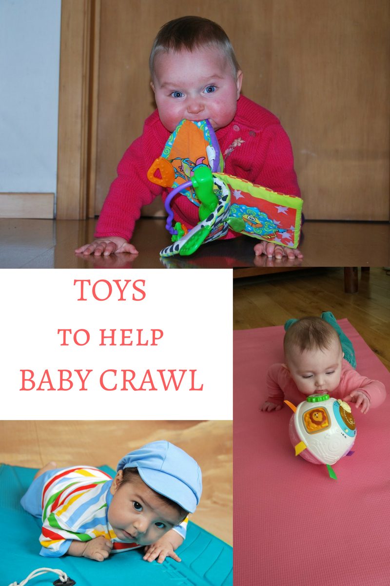 must have toys that promote crawling- best baby crawling toys 2018