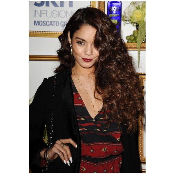 VANESSA HUDGENS FASHION STYLE ❤ liked on Polyvore