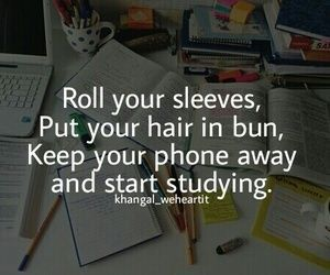 Study Quotes by KhanGal (Me) 🎓