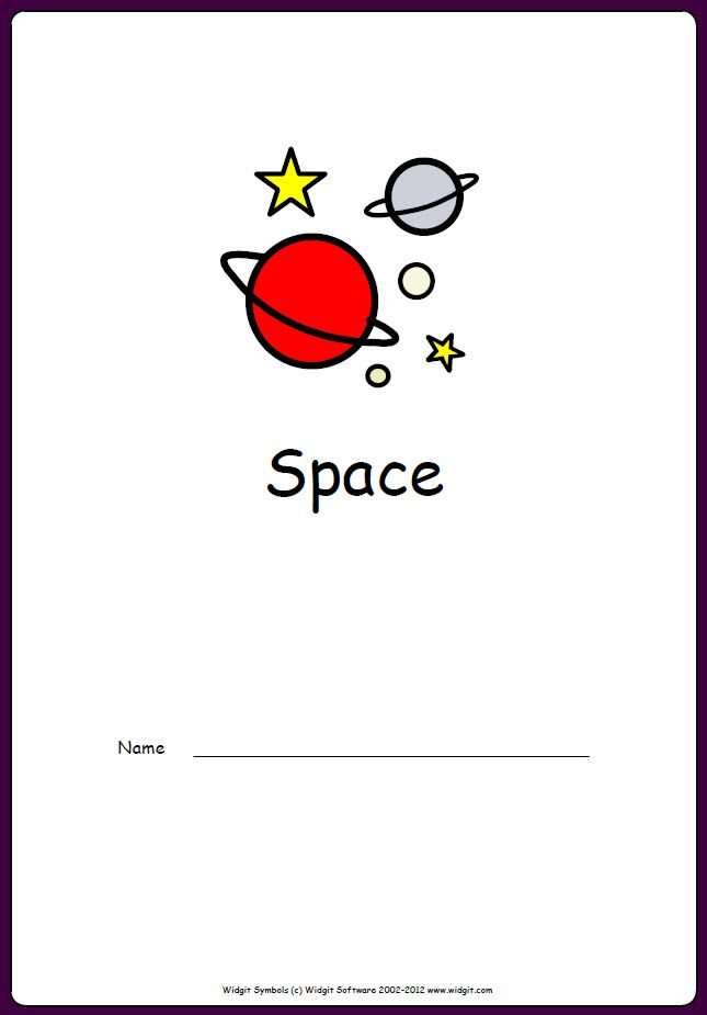 space a booklet about space planets galaxies and technology using widgit symbols future. Black Bedroom Furniture Sets. Home Design Ideas