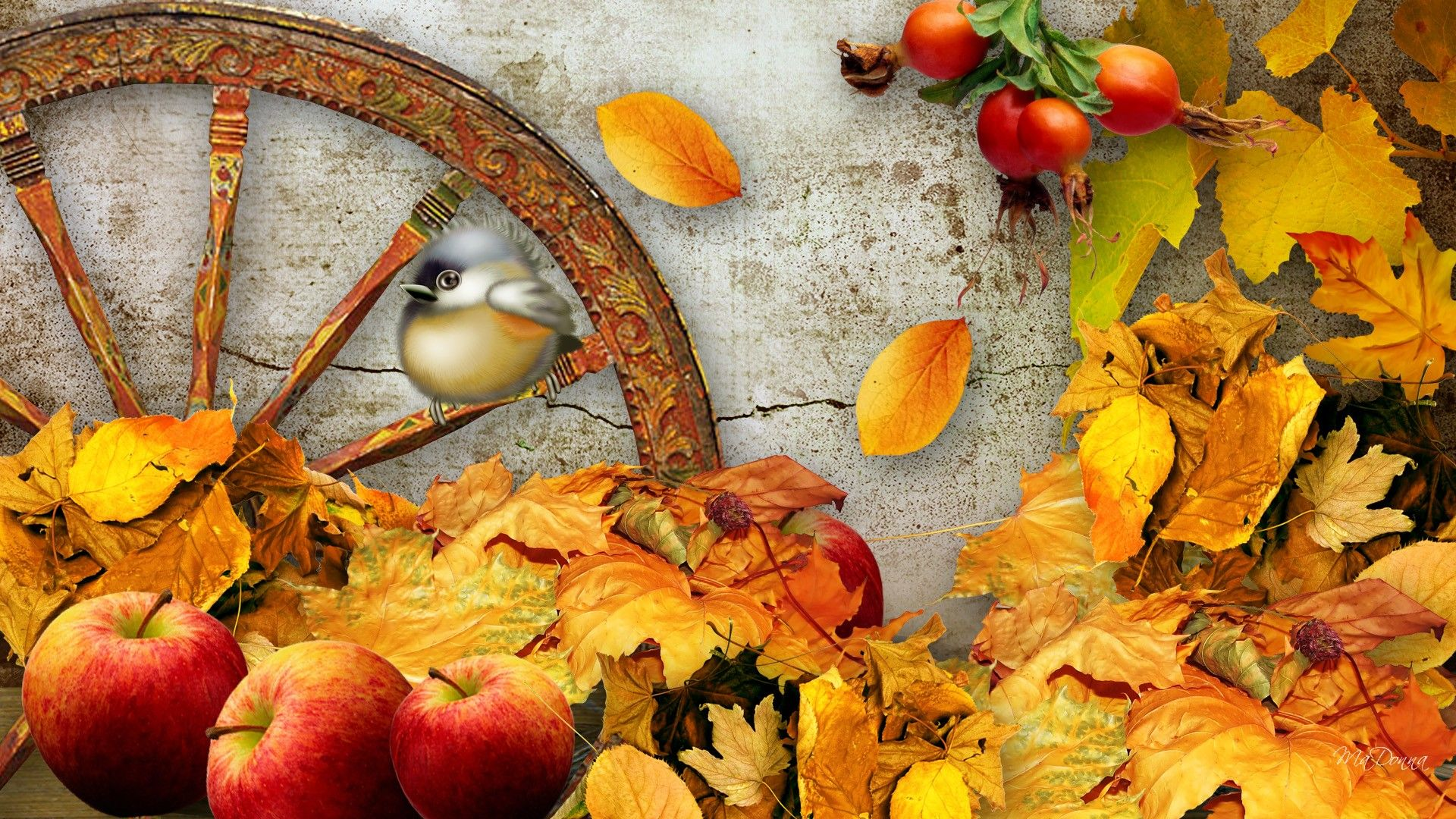 Fall Harvest Wallpaper Mobile Free Download Fall