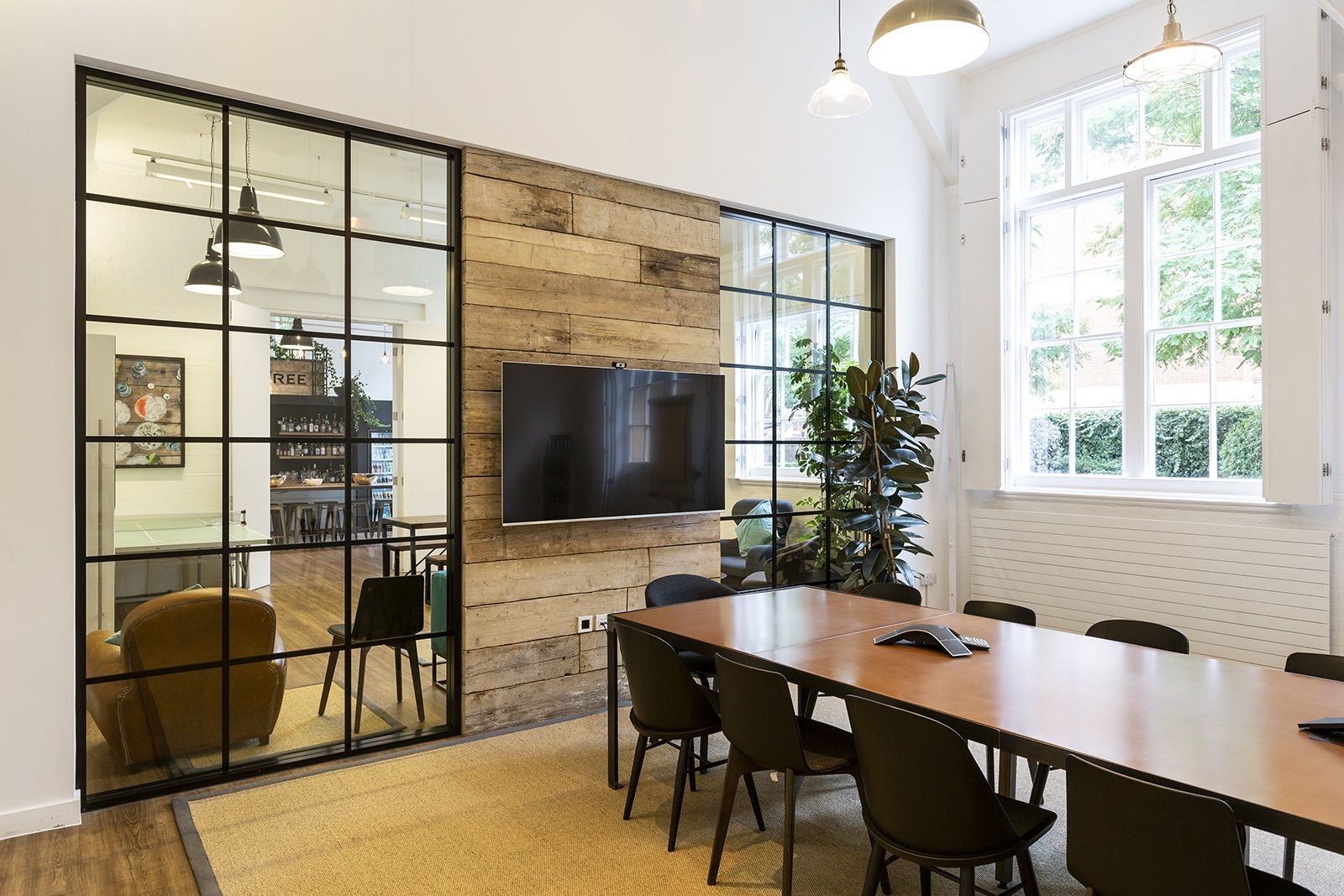 A Look Inside Fever Tree S London Headquarters Contemporary