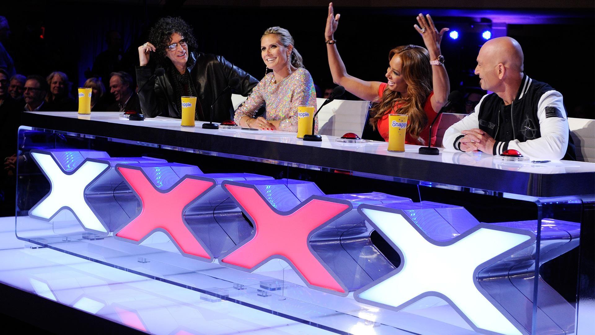 Americas Got Talent 2013: Mel B and Heidi Klum officially