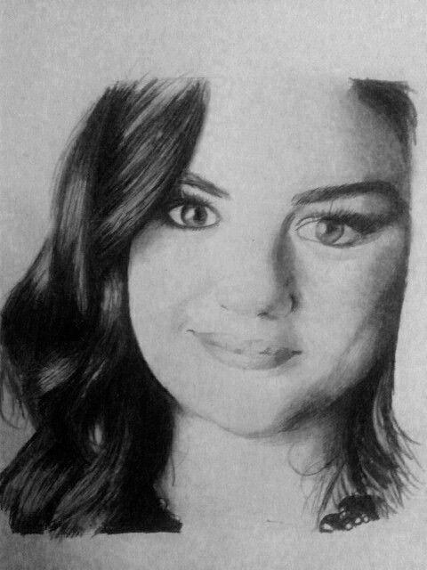 Lucy Hale by Jewel N! | Pretty Little Liars