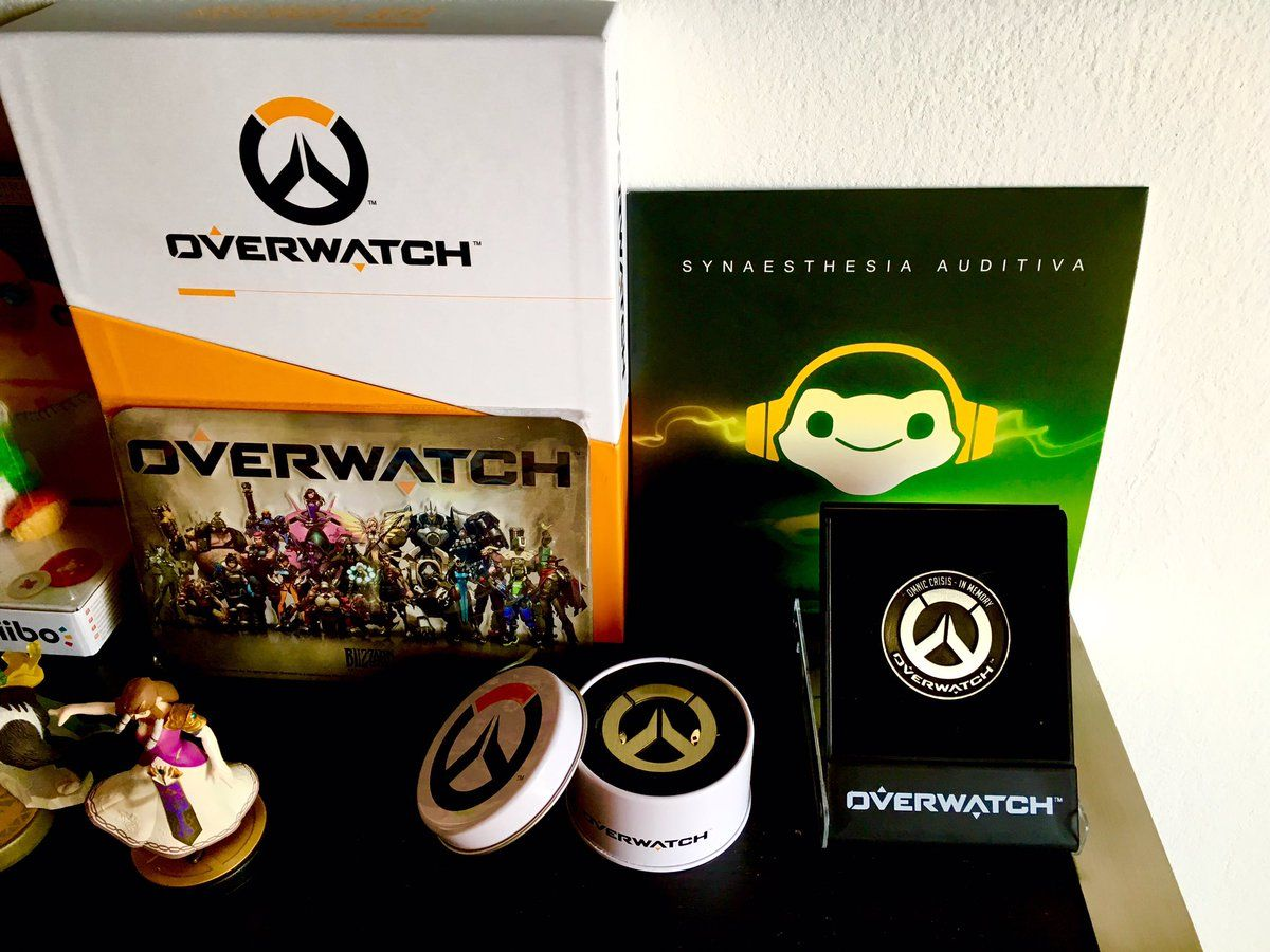 Image result for Overwatch merchandise