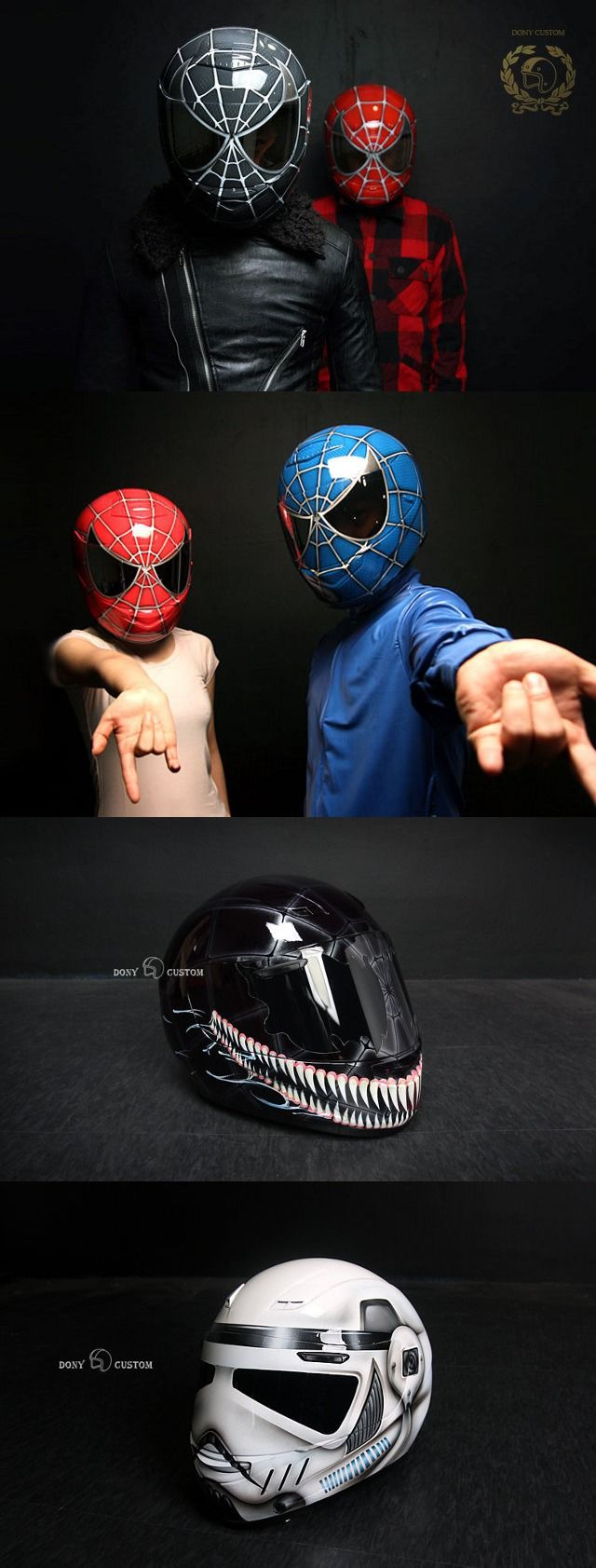 Some awesome Motorcycle Helmets Motorcycle helmets, Cool