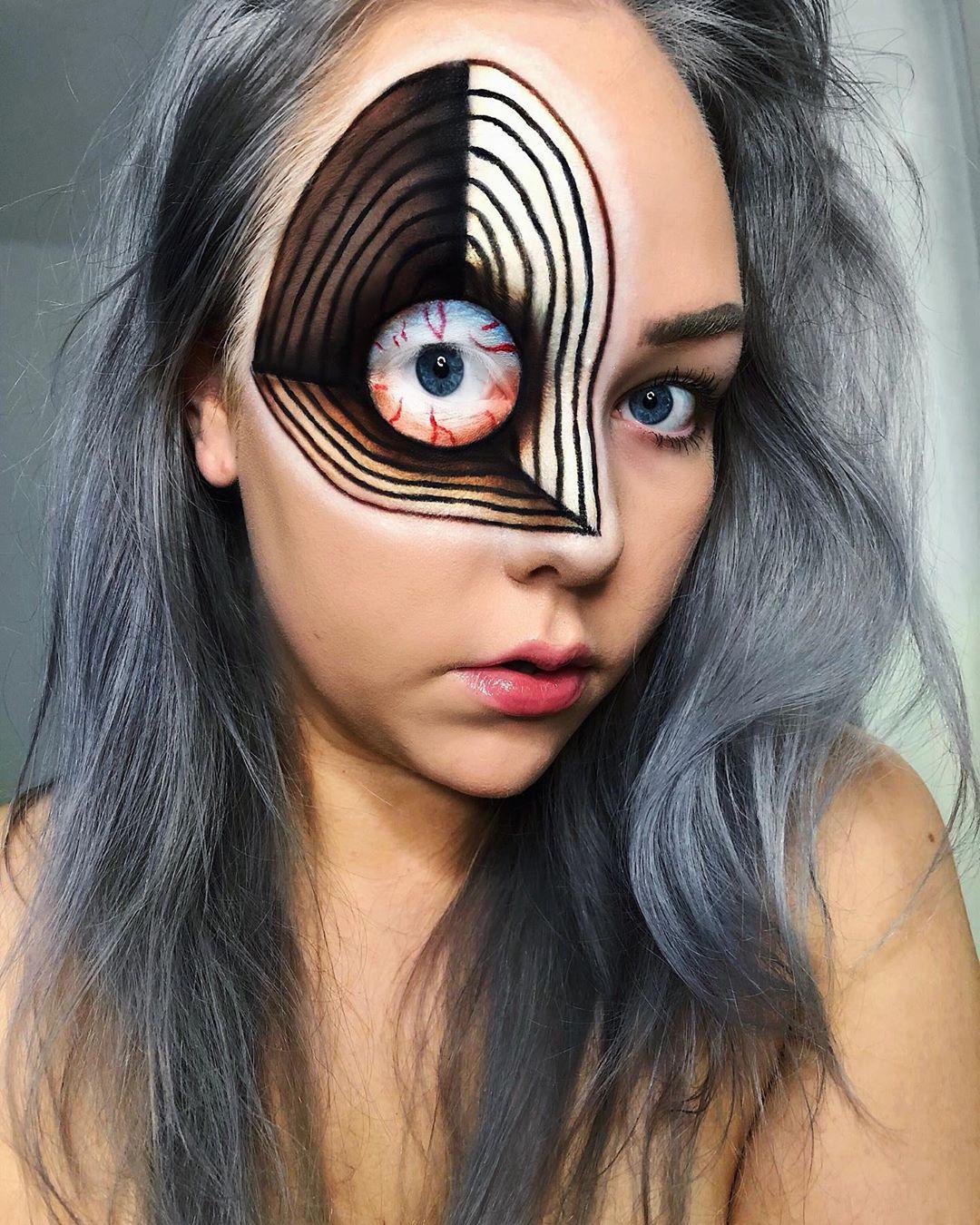 Easy Halloween Makeup Ideas Make this Halloween