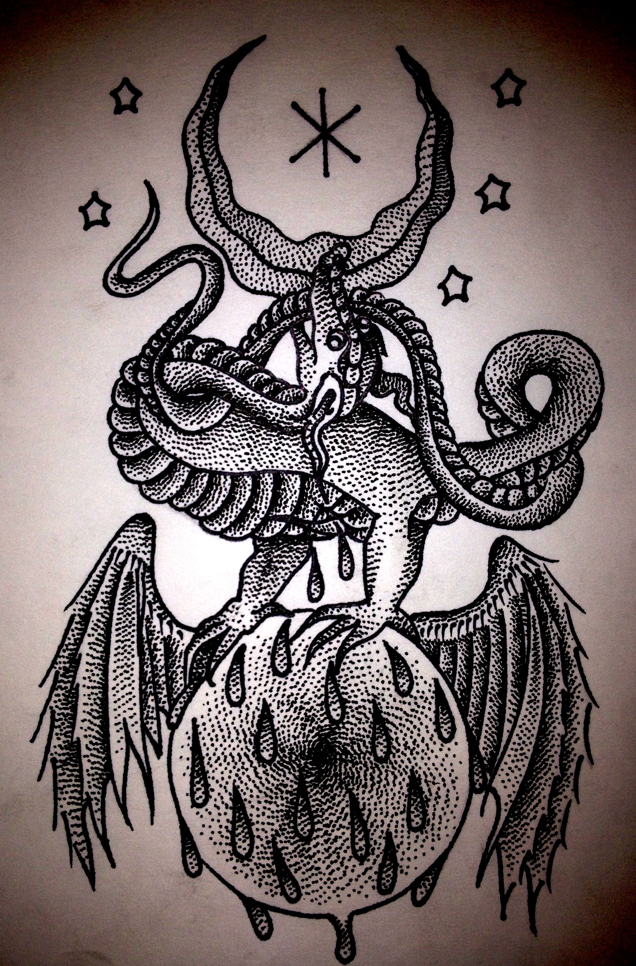 Occult tattoos google search tattoos pinterest for Philosophy tattoos tumblr